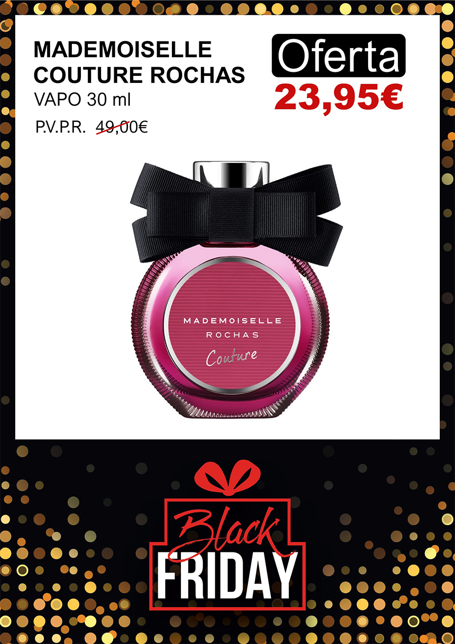 BLACK FRIDAY_MADEMOISELLE COUTURE_30ML